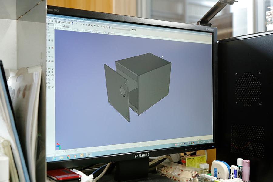 3次元CAD/CAM MetaCAM