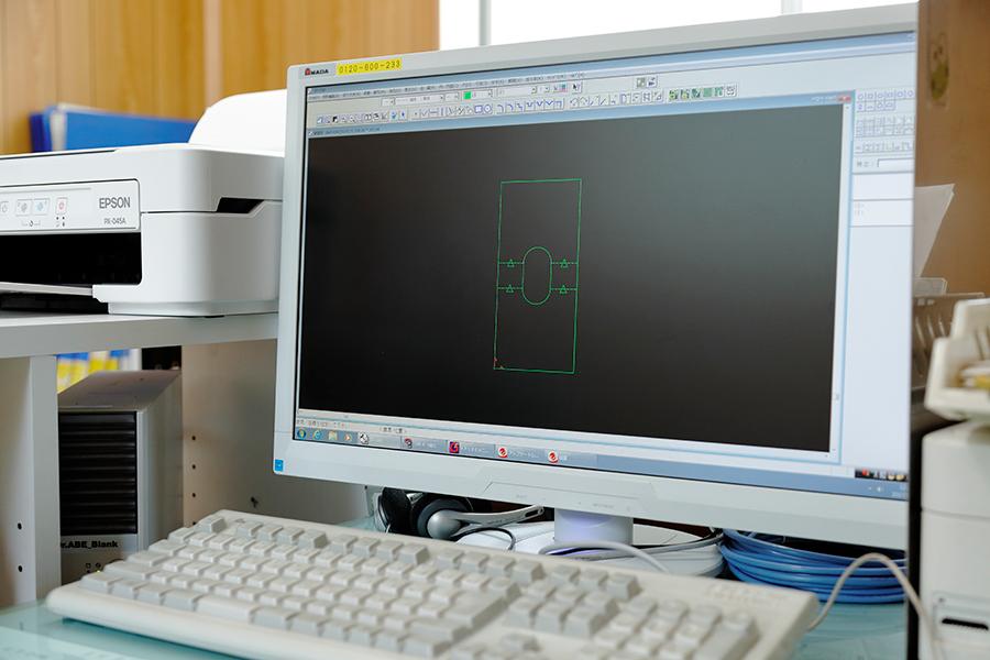 2次元CAD/CAM AP100