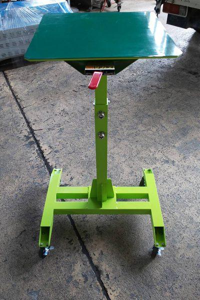 特注回転テーブル(高さ調整付)